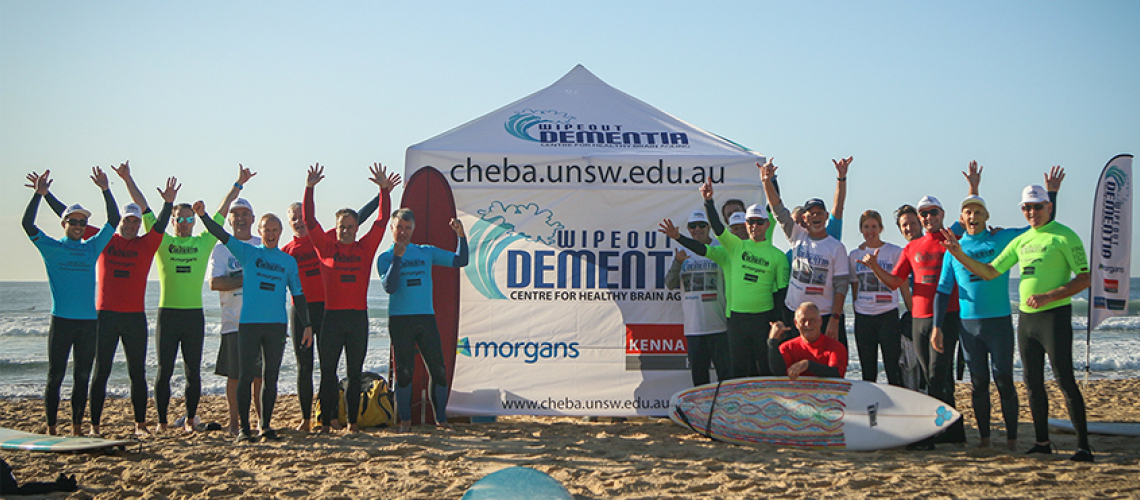 Wipeout Dementia® Event Photo