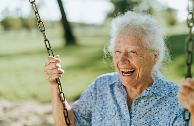 Research Indicates People 95+ Have Greater Life Satisfaction Than Younger People