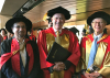 Richard Grellman AM Awarded Honorary Doctorate